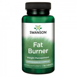 SWANSON FAT BURNER 60 tabletek