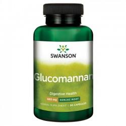 SWANSON Glucomannan- 665mg/90kaps