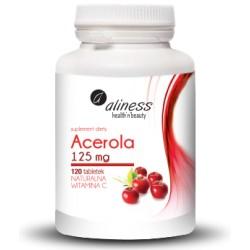 ALINESS ACEROLA 120 tabletek