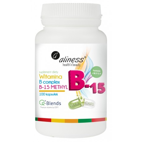 ALINESS Witamina B Complex B-15 Methyl
