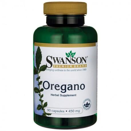 SWANSON Oregano Oil 120 kaps