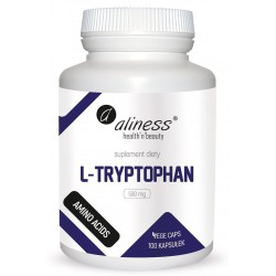 ALINESS L-TRYPTOPHAN  - 500mg/100kaps
