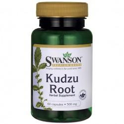 SWANSON Kudzu Root - 500mg/60kaps