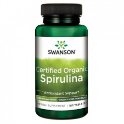 SWANSON Spirulina