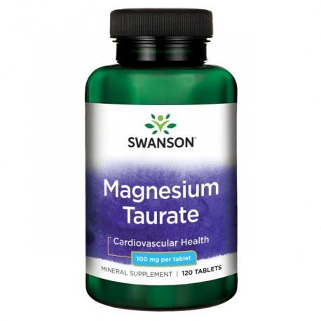 SWANSON Taurynian Magnezu