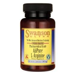 SWANSON AjiPure L-Arginina