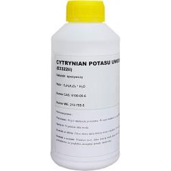 Cytrynian Potasu E332